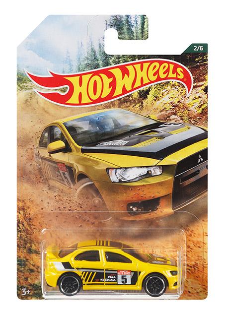 MATTEL - Hot Wheels Tematické Auto – Klasická Kolekcia - Mix