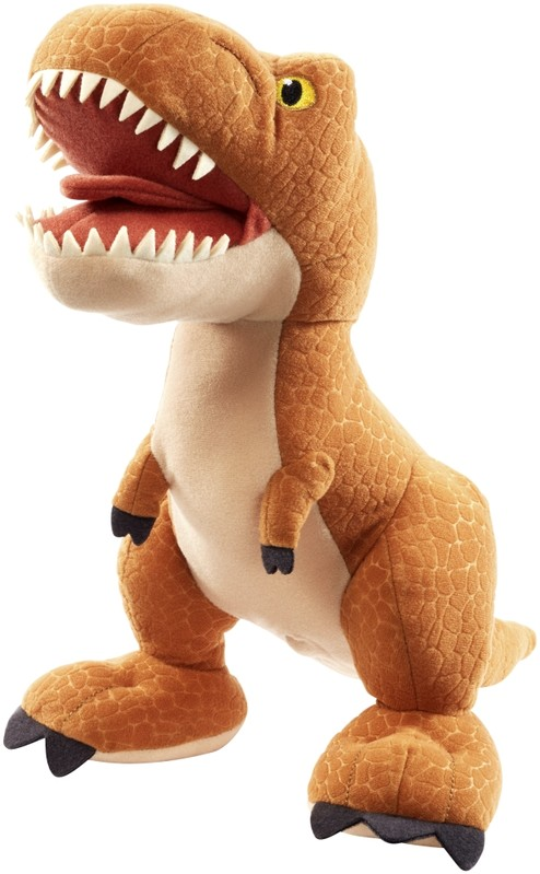 MATTEL - Jurassic World Plyšoví Dinosauri , Mix Produktov