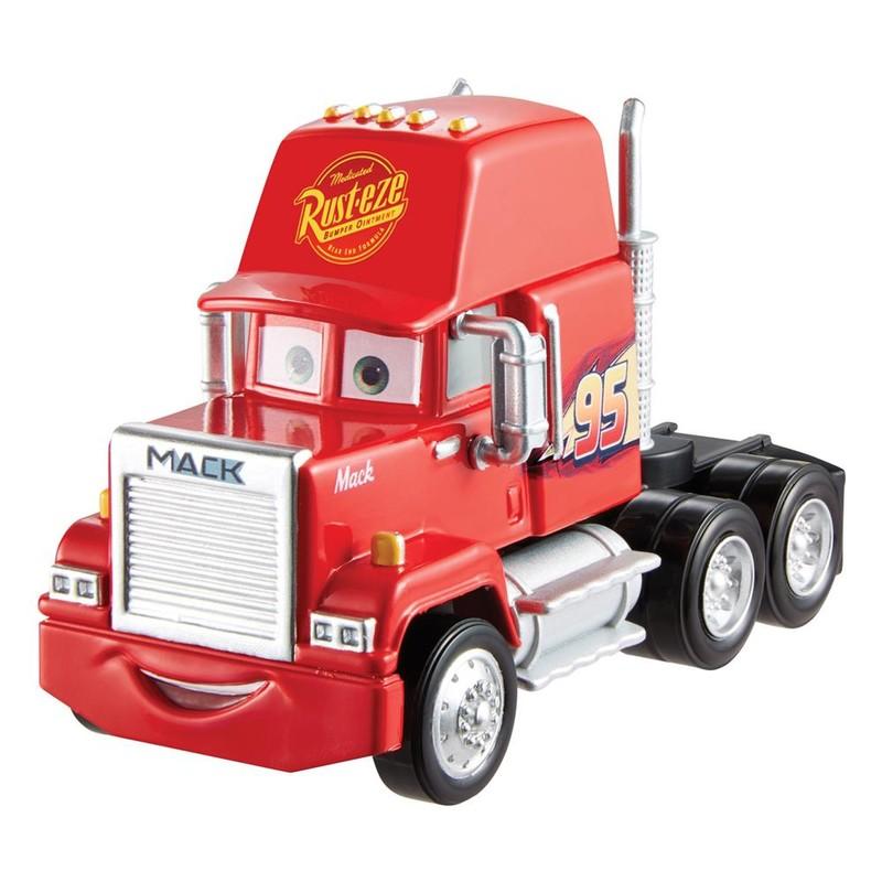 MATTEL - Kamión Cars 3 Mack 10cm