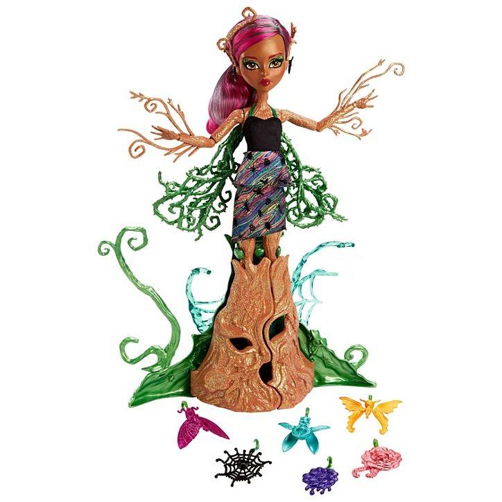 MATTEL - Monster High Záhradné príšerky Treesa Thornwillow FCV59