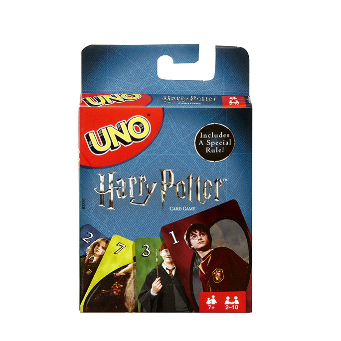 MATTEL - Uno Harry Potter