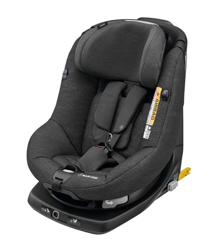 MAXI-COSI - Autosedačka AxissFix Nomad Black 0-18kg 2019