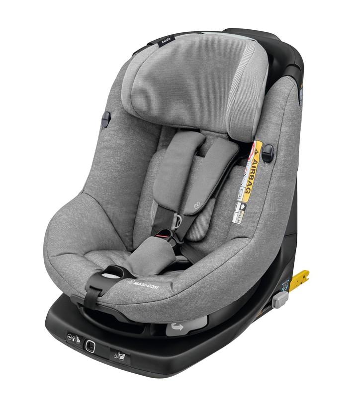 MAXI-COSI - Autosedačka AxissFix Nomad Grey 0-18kg 2019
