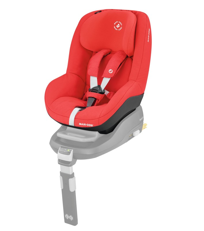 MAXI-COSI - Autosedačka Pearl Nomad Red 9-18kg 2019