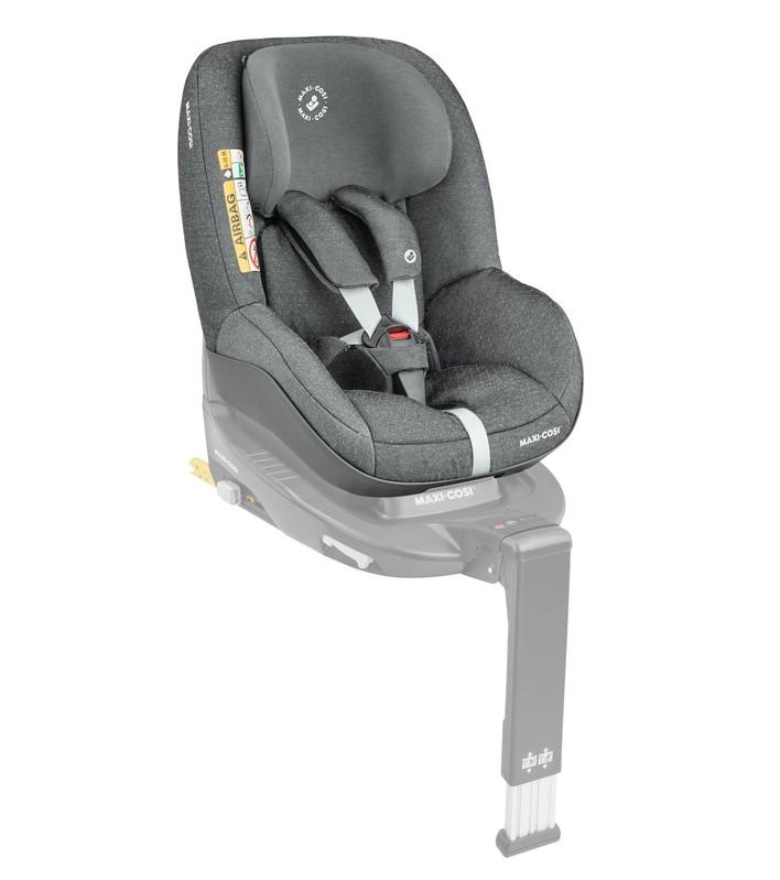 MAXI-COSI - Autosedačka Pearl Pro i-Size Sparkling Grey 9-18kg 2019