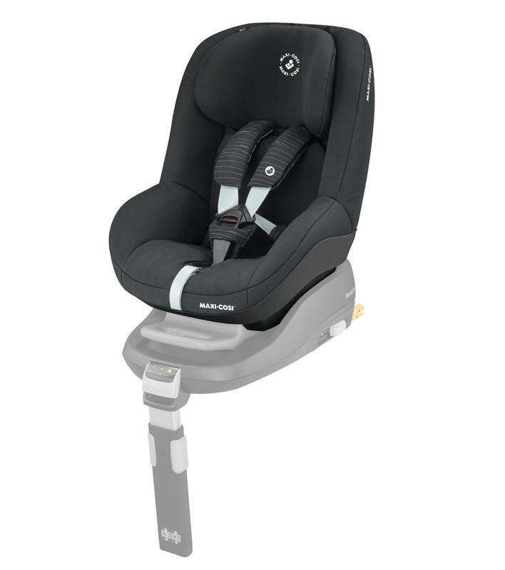 MAXI-COSI - Autosedačka Pearl Scribble Black 9-18kg 2019