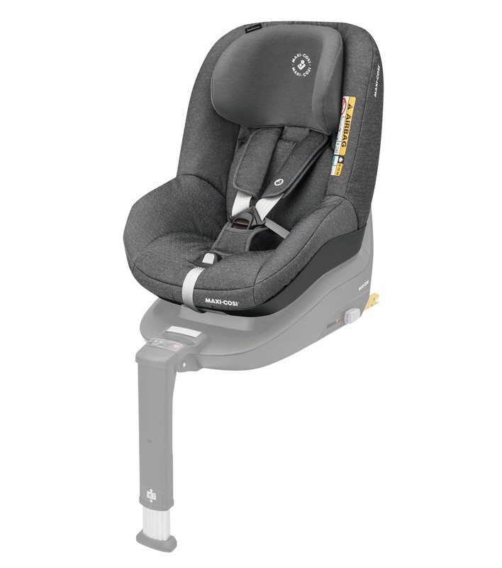 MAXI-COSI - Autosedačka Pearl Smart i-Size Sparkling Grey 9-18kg 2019