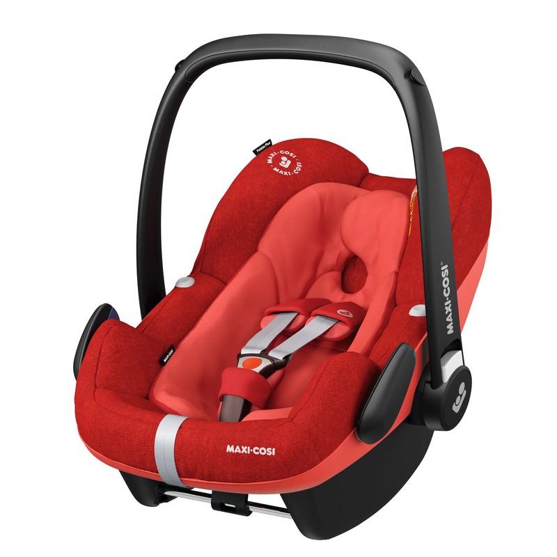 MAXI-COSI - Autosedačka Pebble Plus Nomad Red 0-13kg 2019