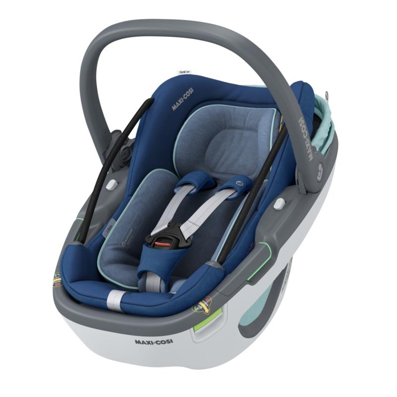 MAXI-COSI - Coral 360 autosedačka Essential Blue