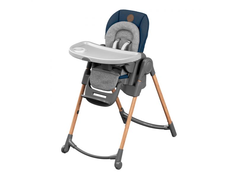 MAXI-COSI - Minla rastúca stolička Essential Blue