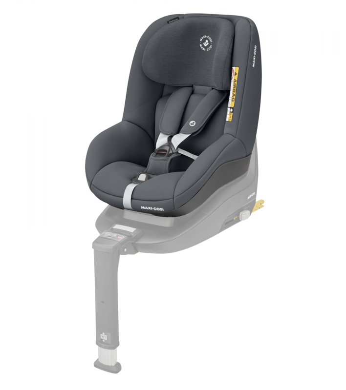 MAXI-COSI - Pearl Smart i-Size autosedačka Authentic Graphite