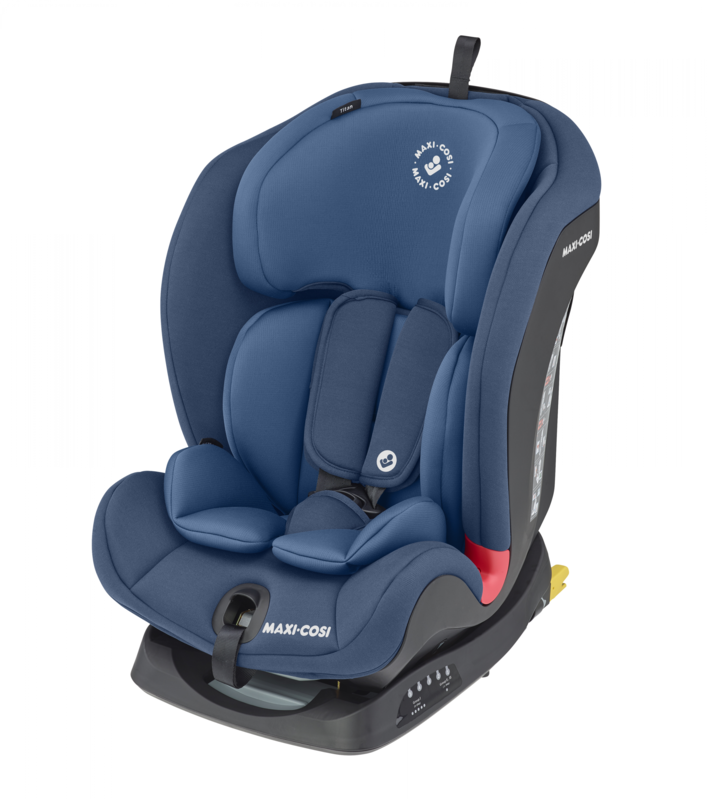MAXI-COSI - Titan autosedačka Basic Blue