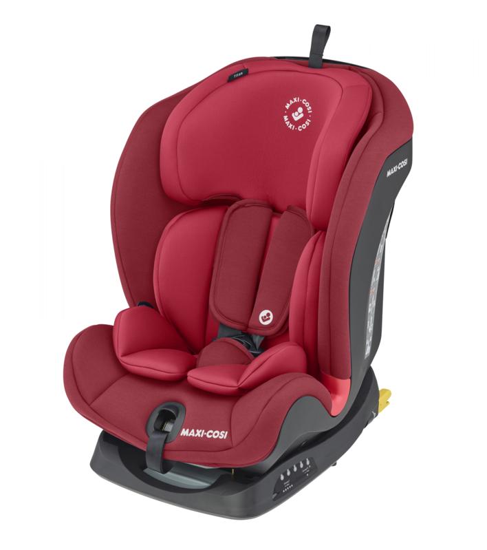 MAXI-COSI - Titan autosedačka Basic Red