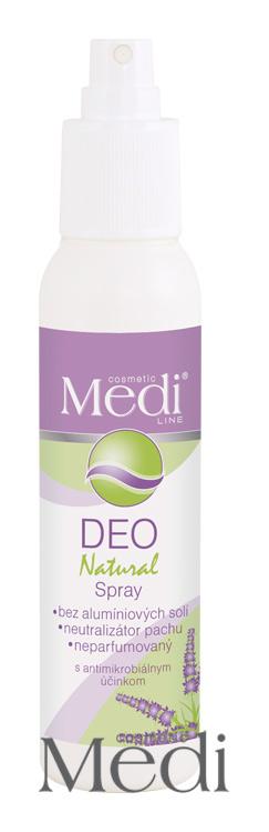 MEDI - Deo natural spray 100ml