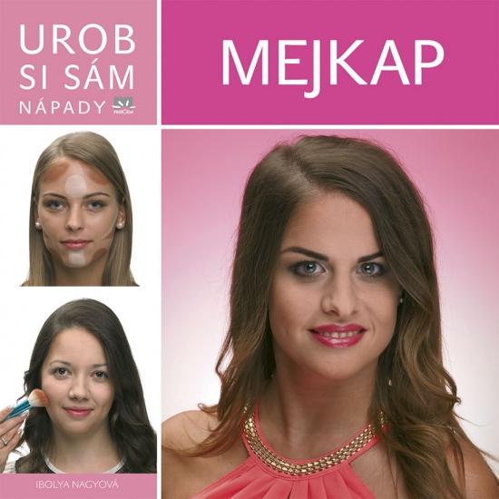 Mejkap - Urob si sám - Ibolya Nagyová