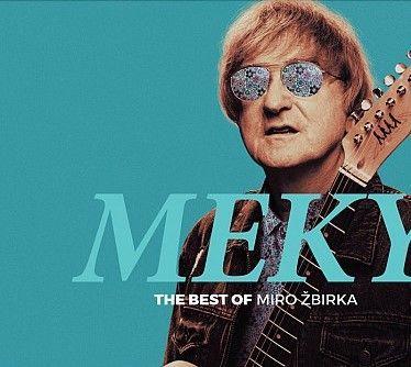 MEKY - The best of Miro Žbirka - 3 CD - Žbirka Miroslav
