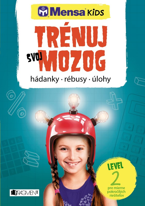 Mensa KIDS – Trénuj svoj mozog 2 - Lukeš