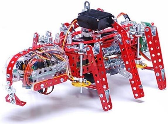 MERKUR - Robotický mravec Roboant RC