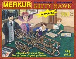 MERKUR - Stavebnica Merkur Kitty Hawk