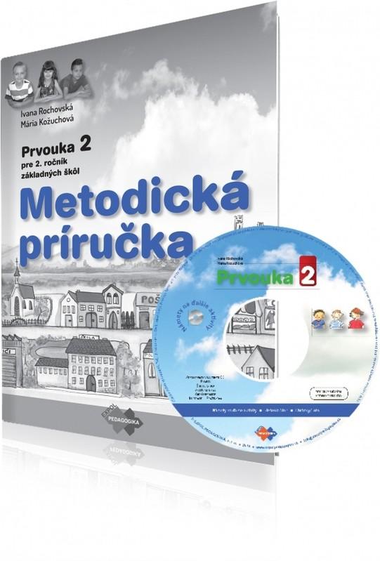 Metodická príručka k učebnici prvouky pre 2. ročník ZŠ + CD - Ivana Rochovská,Mária Kožuchová