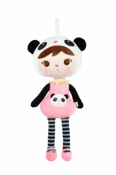 METOO - Handrová bábika Metoo - medvedík Panda, 50cm