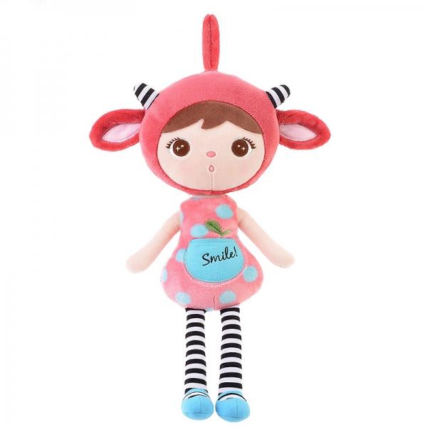 METOO - Handrová bábika Metoo Smile, 50cm