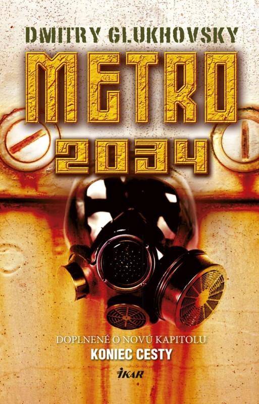 Metro 2034, 2. vydanie - Dmitry Glukhovsky