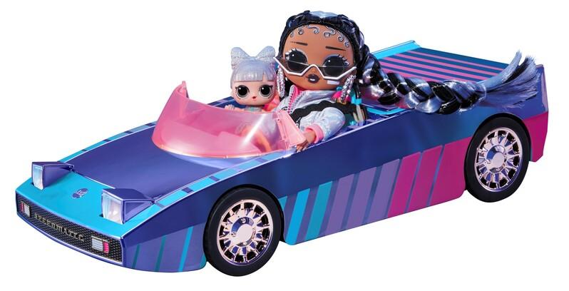 MGA - L.O.L. Surprise! Dance Luxusné auto