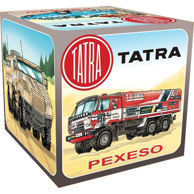 MIČÁNEK - Pexeso Tatra v krabičke