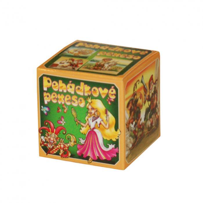MIČÁNEK - Pexeso v krabičke Rozprávkové