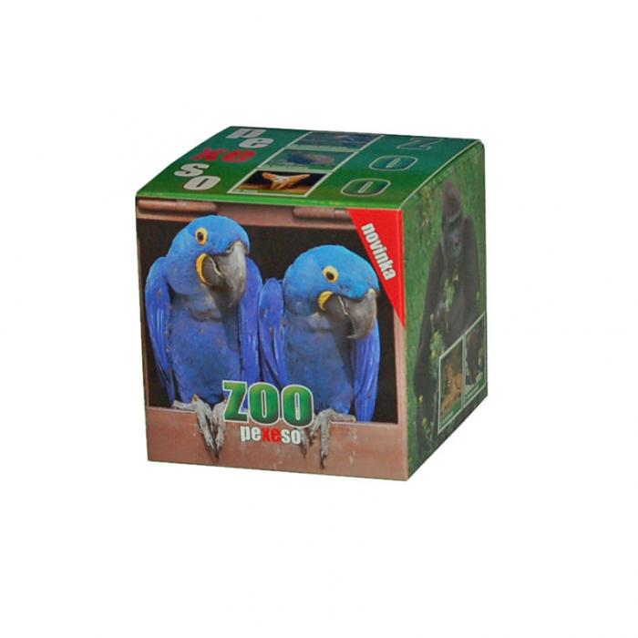 MIČÁNEK - Pexeso Zoo v krabičke