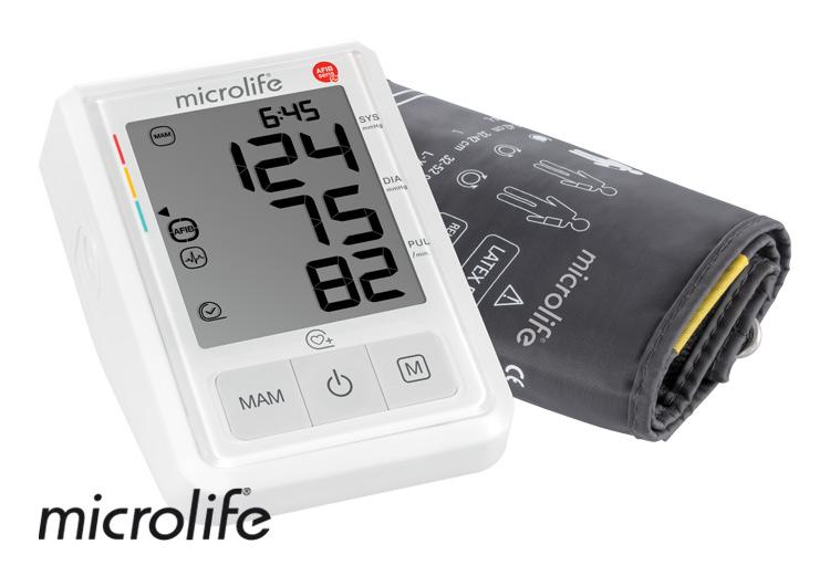 MICROLIFE - BP B3 AFIB automatický tlakomer na rameno