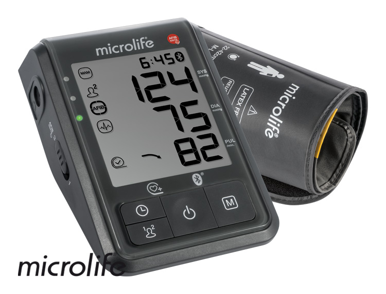 MICROLIFE - BP B6 Connect s Bluetooth® automatický tlakomer