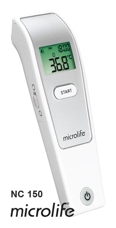 MICROLIFE - NC 150 čelový bezkontaktný teplomer