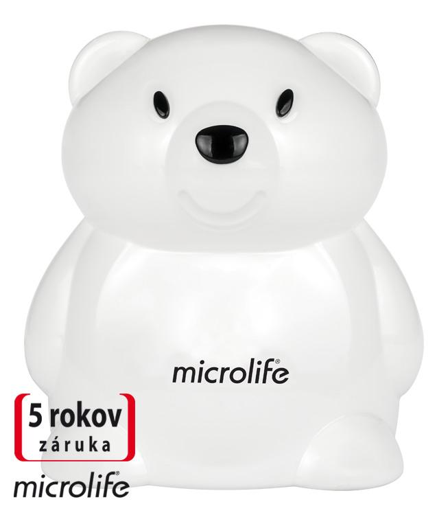 MICROLIFE - NEB 400 kompresorový inhalátor v detskom dizajne