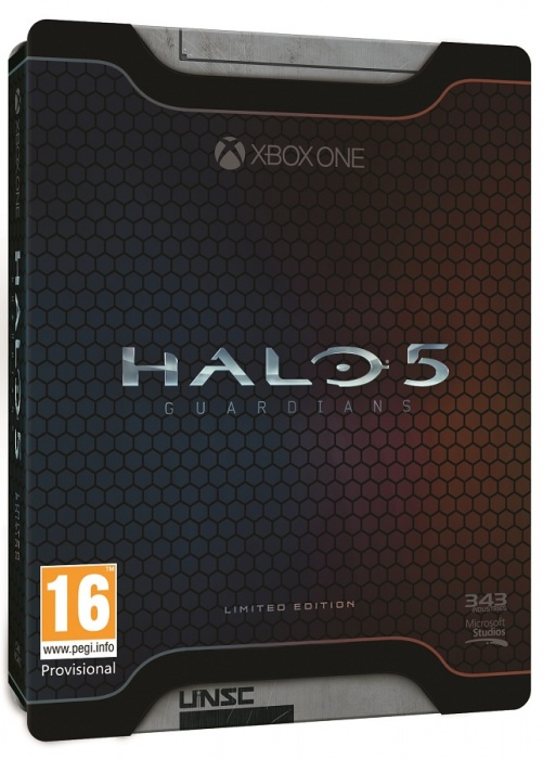 MICROSOFT - XONE Halo 5: Guardians - Limited Edition
