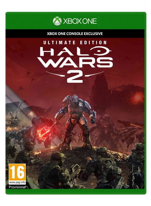 MICROSOFT - XONE Halo Wars 2 Ultimate Edition, RTS hra pre konzolu Xbox One