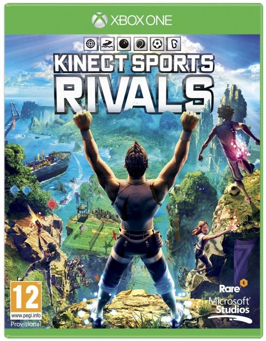 MICROSOFT - XONE Kinect Sports Rivals, Športová hra pre konzolu Xbox One