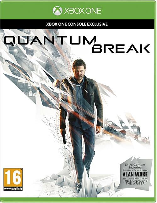 MICROSOFT - XONE Quantum Break