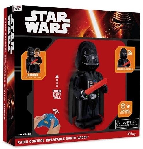 MIKRO - Star Wars RC Figúrka Darth Vader