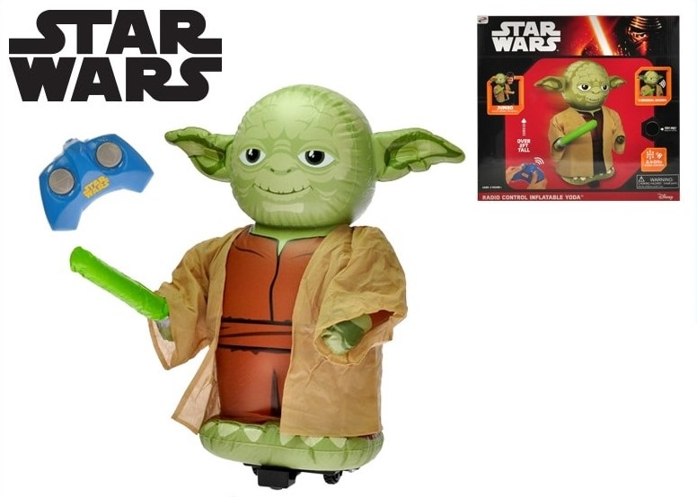 MIKRO - Star Wars RC Figúrka Yoda