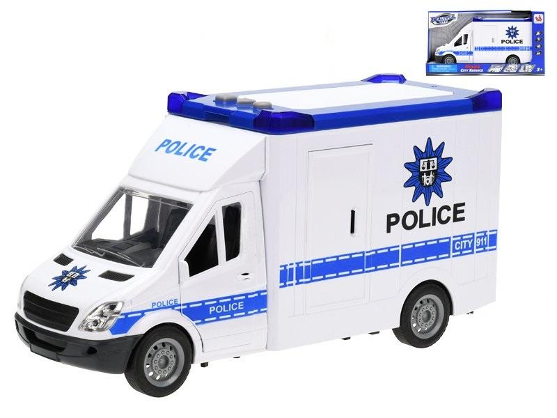 MIKRO TRADING - Auto polícia 27cm