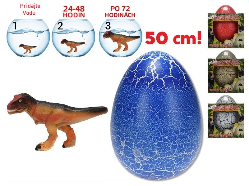 MIKRO TRADING - Dinosaurus vo vajíčku 20cm
