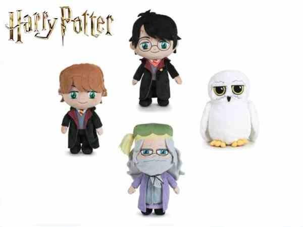 MIKRO TRADING - Harry Potter plyšový 20cm/4druhy