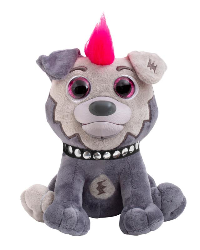 MIKRO TRADING - Plyšové zvieratko Iggy so zvukom 21cm