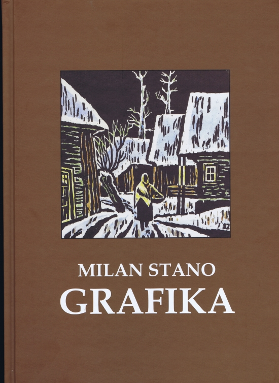 Milan Stano GRAFIKA - Milan Stano
