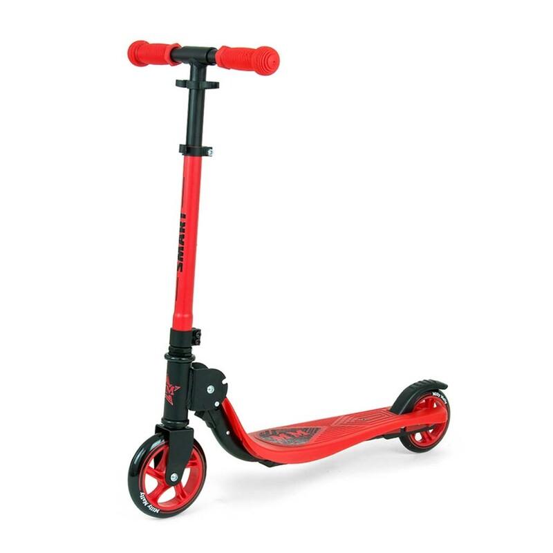 MILLY MALLY - Detská kolobežka Scooter Smart červená