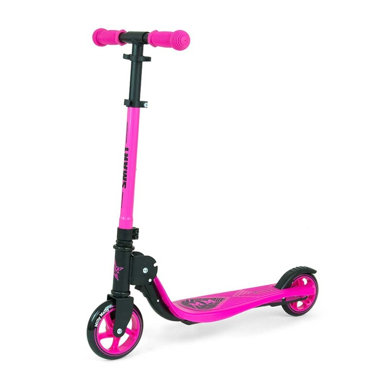 MILLY MALLY - Detská kolobežka Scooter Smart ružová