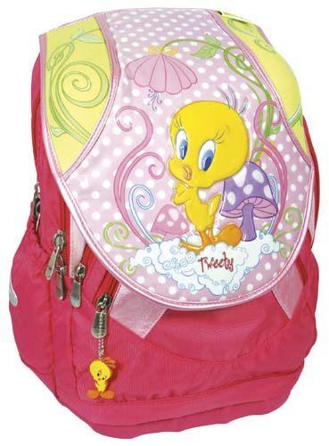 MODAN - Školská taška Modan 09 Tweety Magical