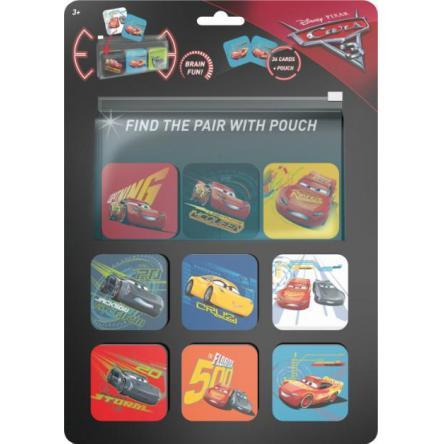 MODELS - Pexeso Autá 3 - s vreckom